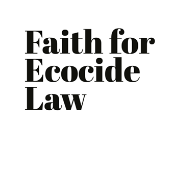 Faith for Ecocide Law